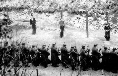 Le Mont Valérien, principal lieu d'exécution en France pour la répression allemande