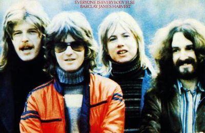 BARCLAY JAMES HARVEST - Everyone Is Everybody Else - juin 1974