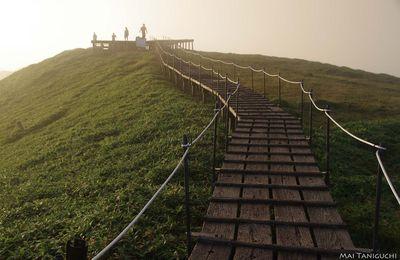 Escapade à la montagne Tsurugi