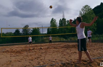 Beach Volley à Algrange