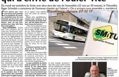 Algrange ligne de bus supprimé ? et les classes supprimées ? suite au 27 10 17