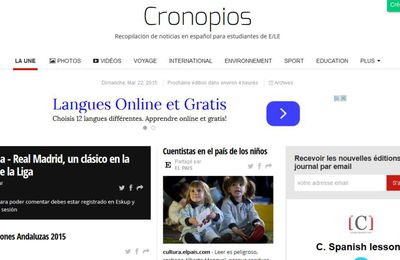 Cronopios: le journal