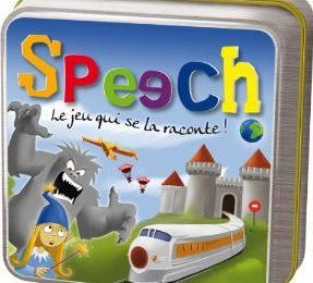 Speech de Asmodée