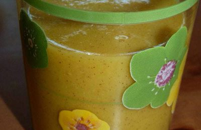Smoothie banane kiwi thermomix