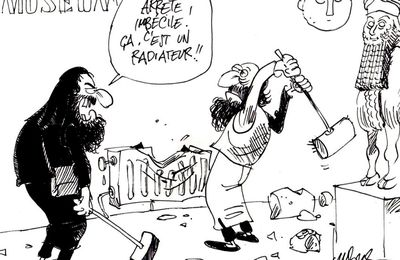 La numérisation face à l'iconoclasme de Daesh