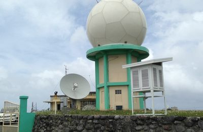 Basco PAGASA Weather Station