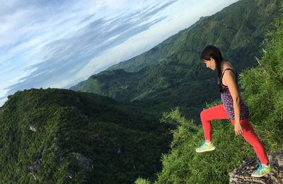 I survived Mt. Hapunang Banoi!