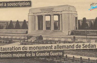 Monument allemand de Sedan