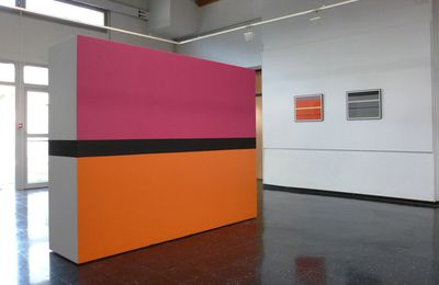 ABSTRACT WALL PAINTINGS 3 - DE STIJL 100 YEARS - En ce moment