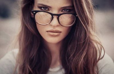 Maquillage spécial lunettes / Special Glasses Makeup