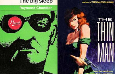 France Culture : Dashiell Hammett et Raymond Chandler, deux versions du monde