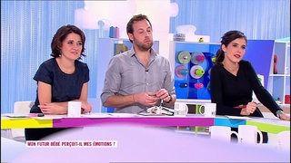 Conseils: Grossesse et émotions - émission les maternelles - France 5