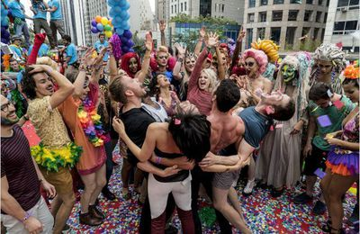 """SENSE 8"", BANDE-ANNONCE DE LA SAISON 2"
