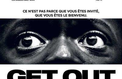 """CRITIQUE: """"GET OUT"""" EST BIEN PLUS QU'UN THRILLER (COUP DE CŒUR)"""