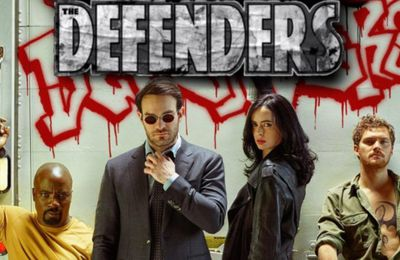 """THE DEFENDERS"", PREMIÈRE BANDE-ANNONCE DE LA SÉRIE MARVEL ÉVÉNEMENT"