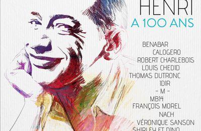 Un album hommage à Henri Salvador.