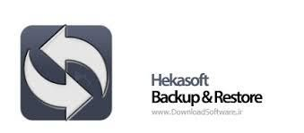 Hekasoft Backup & Restore - Une alternative à MozBackup