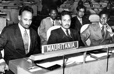 Diplomatie mauritanienne : De l'Olympe à la gazra