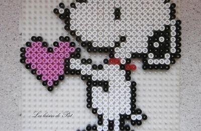 Perles à repasser : Snoopy