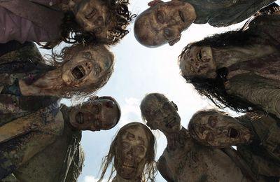 Les Zombies et les Séries : Mon Top 5