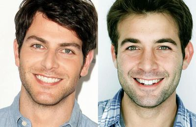 Sosie : David Giuntoli / James Wolk