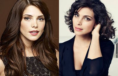 Sosie : Ashley Greene / Morena Baccarin
