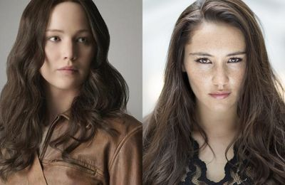 Sosie : Jennifer Lawrence / Christina Chong