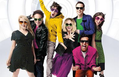 THE BIG BANG THEORY : Flash Mob