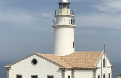 Le phare de Capdepera