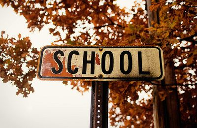 TAG : Back to School