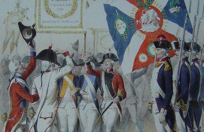 2-Nos parents et le service militaire (2ème partie: période révolutionnaire et 1er Empire).
