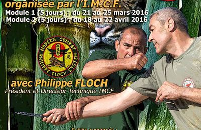 Stage IMCF avec Philippe Floch