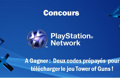 Concours : Gagnez deux jeux sur Playstation.
