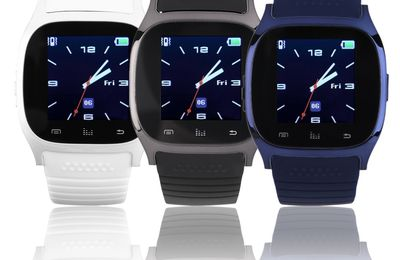 [Test] Smartwatch M26.