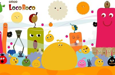 [TEST] Loco Roco Remastered PS4 :