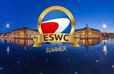 ESWCSummer 2017:Compterendu d'unWeek-EndDe Compétition!