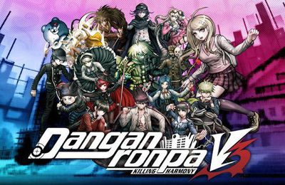 [TEST] Danganronpa V3 : Killing Harmony :