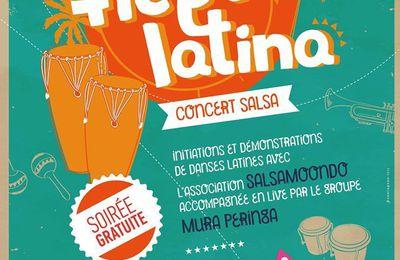21 mai - Fiesta Salsa