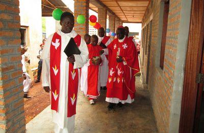 Le Congo et son épiscopat