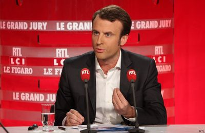 Macron signe la fin du vieux clivage politique gauche-droite