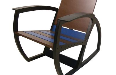 """Les fauteuils design """"Indus 1"""" aujourd'hui"""
