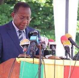 BENIN : Le Président Adrien HOUNGBEDJI a raté sa sortie de scène !!!