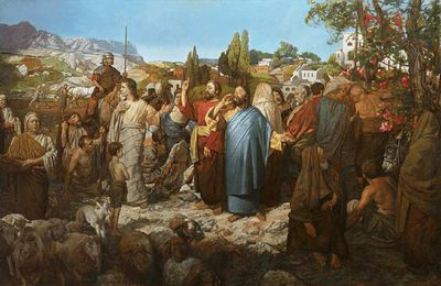 Evangile du dimanche 15 octobre 2017 - 28e du temps ordinaire