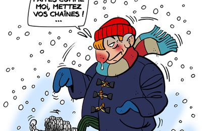 Alerte neige-verglas !
