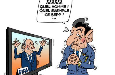 FIFA : Sepp Blatter réélu !