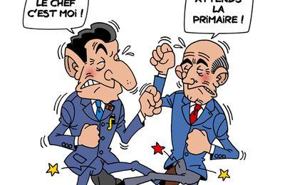 L'UMP a changé de nom mais pas ses dirigeants…