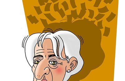 Christine Lagarde DG du FMI
