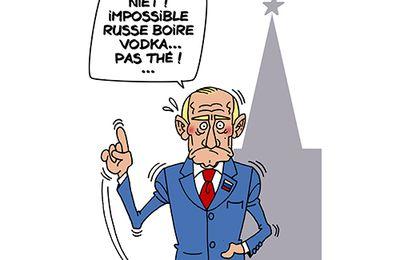 Poutine assassin de l'opposant Litvinenko ?