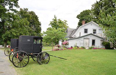 La communauté Amish