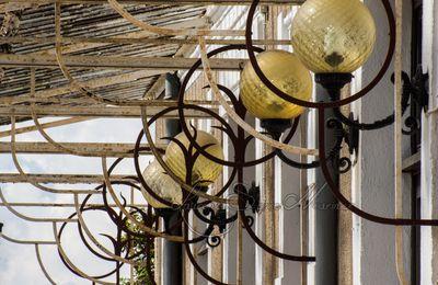 Alignement de lampadaires ...